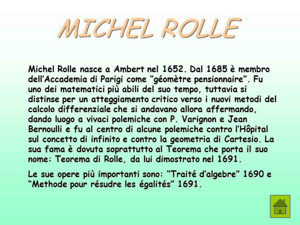 MICHEL ROLLE