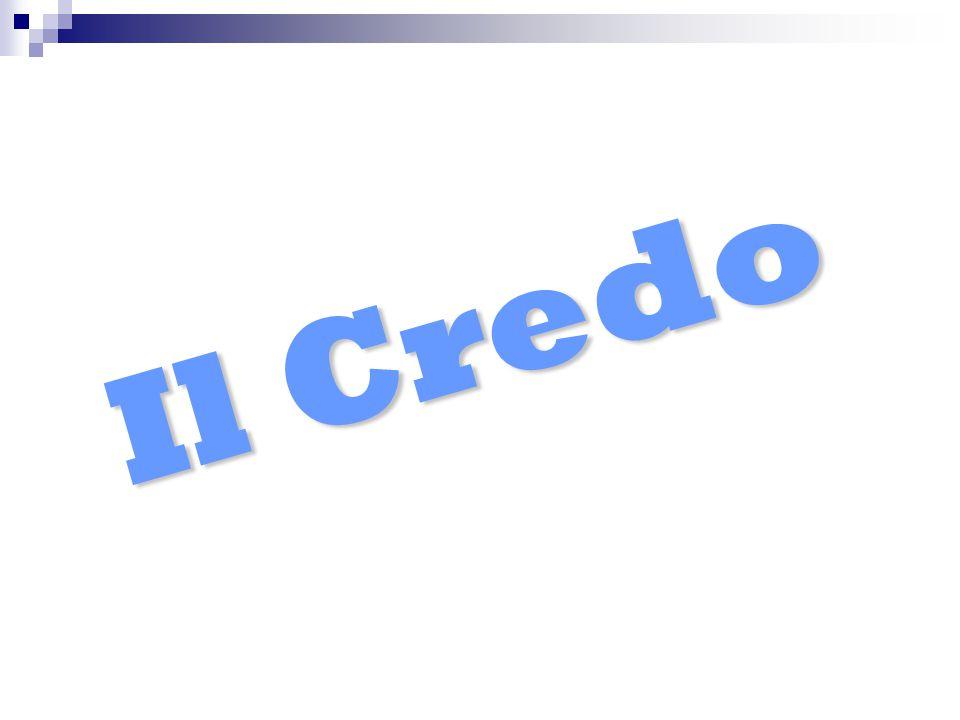 Il Credo