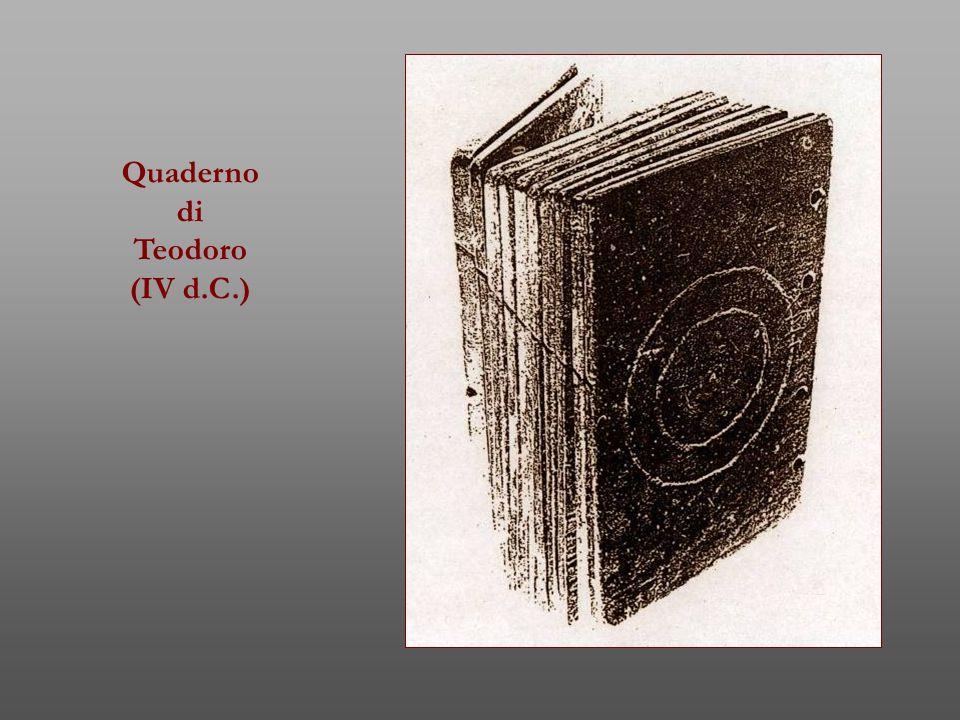 Quaderno di Teodoro (IV d.C.)