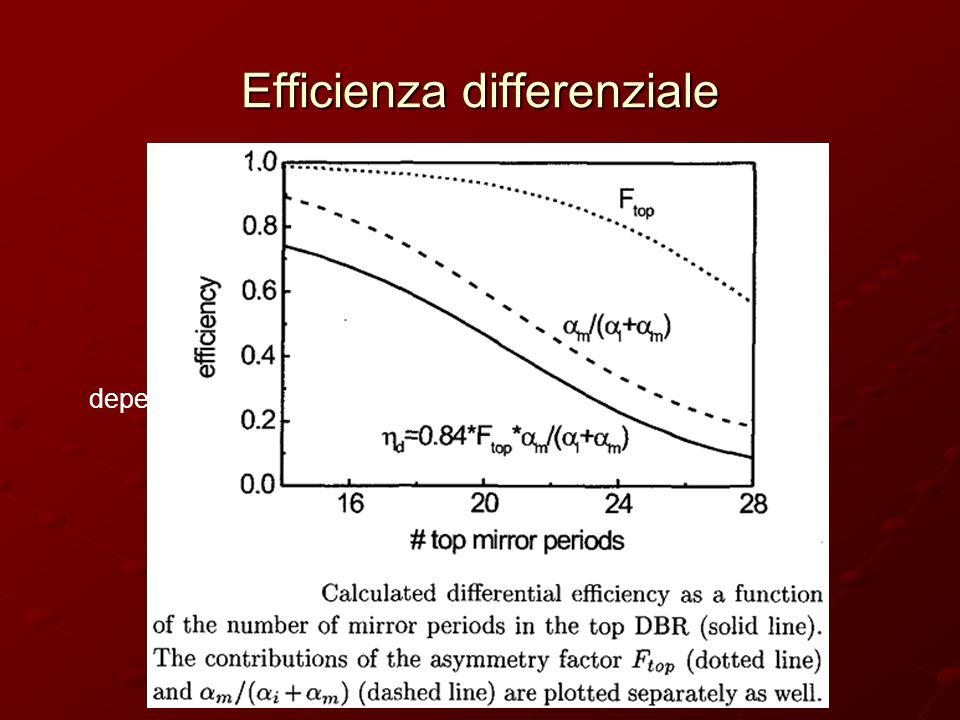 Efficienza differenziale