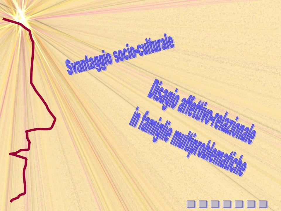 Svantaggio socio-culturale