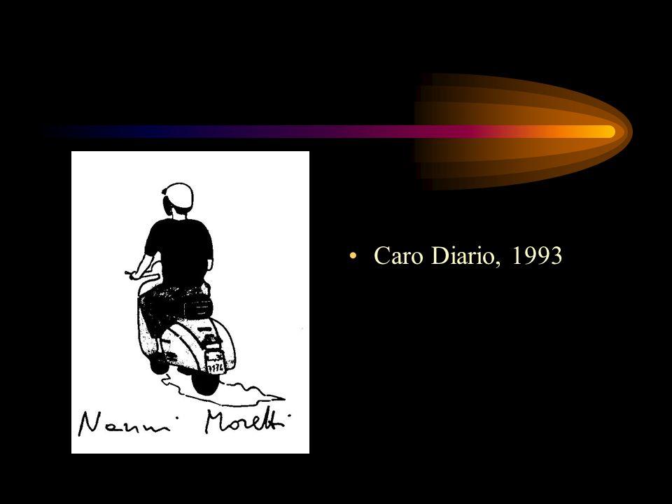 Caro Diario, 1993