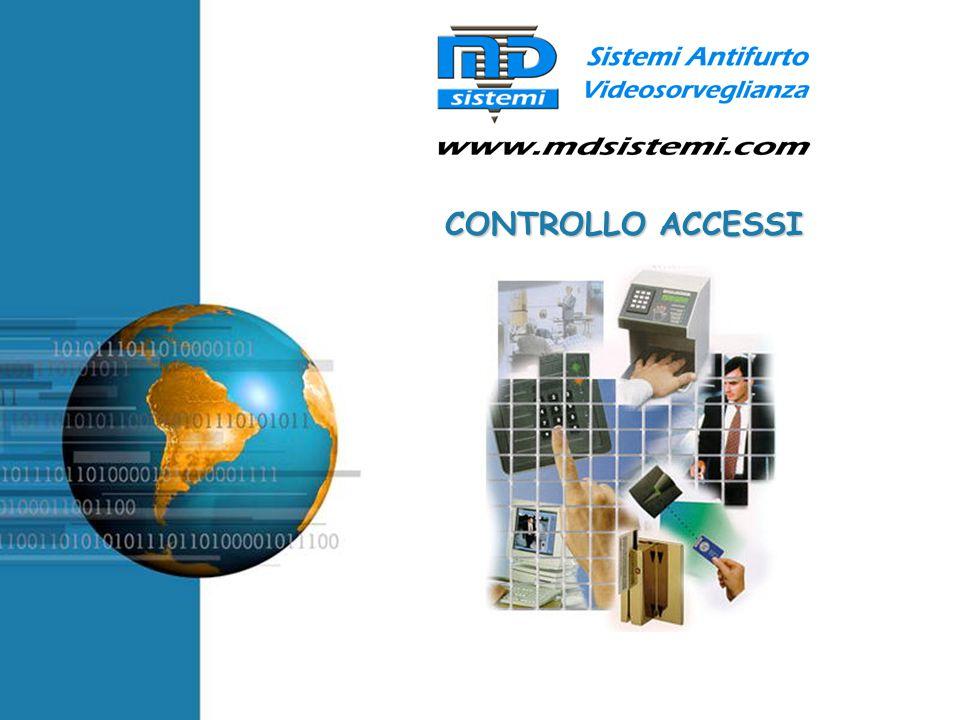 Controllare gli accessi a porte e cancelli,