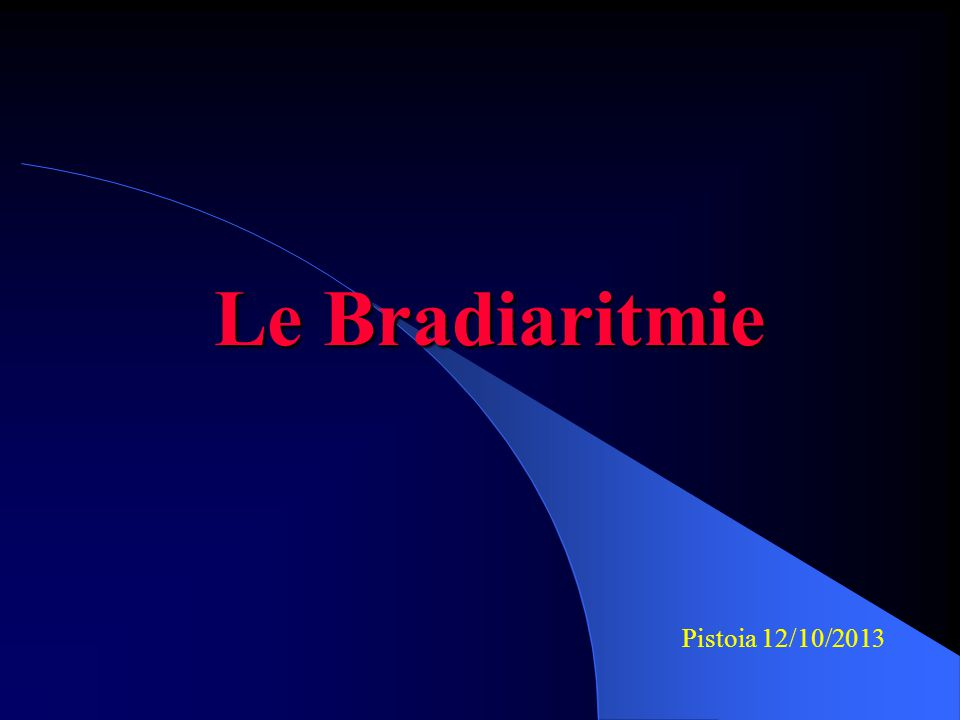 CRM Mastery Course Basis & Brady Le Bradiaritmie