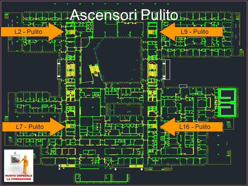 Ascensori Pulito L2 - Pulito L9 - Pulito L7 - Pulito L16 - Pulito
