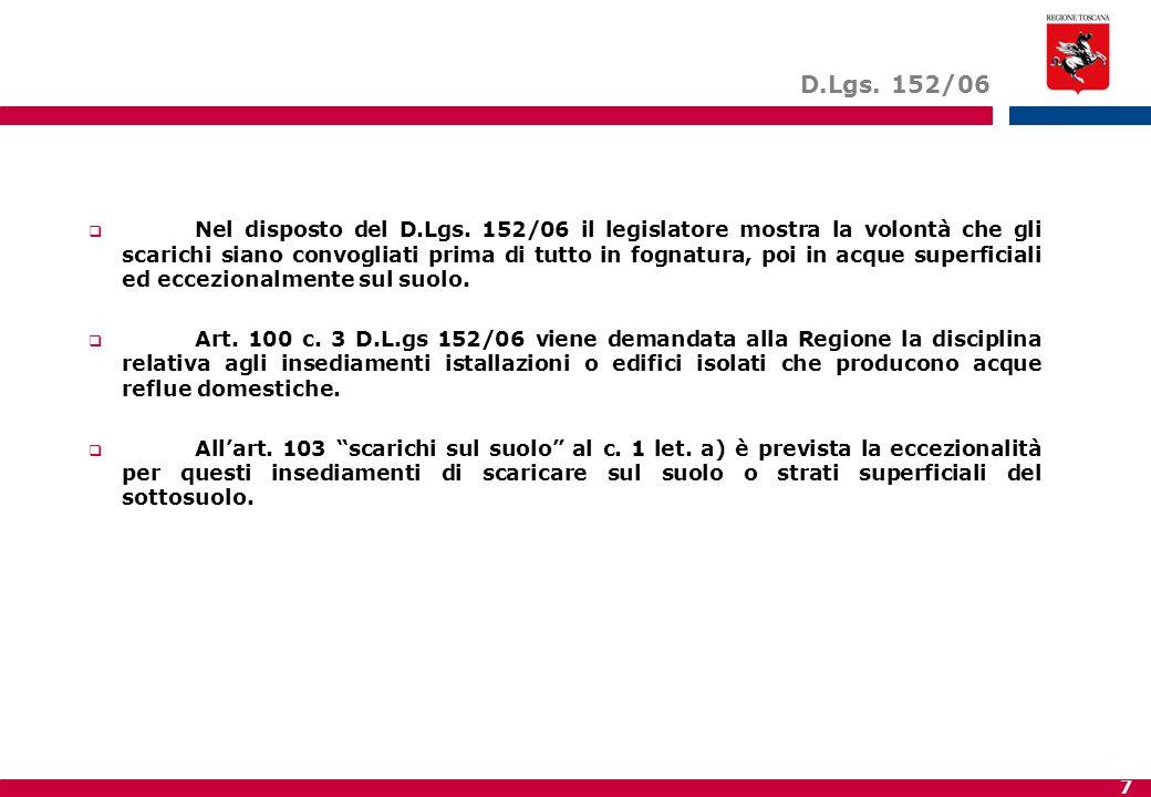 D.Lgs. 152/06