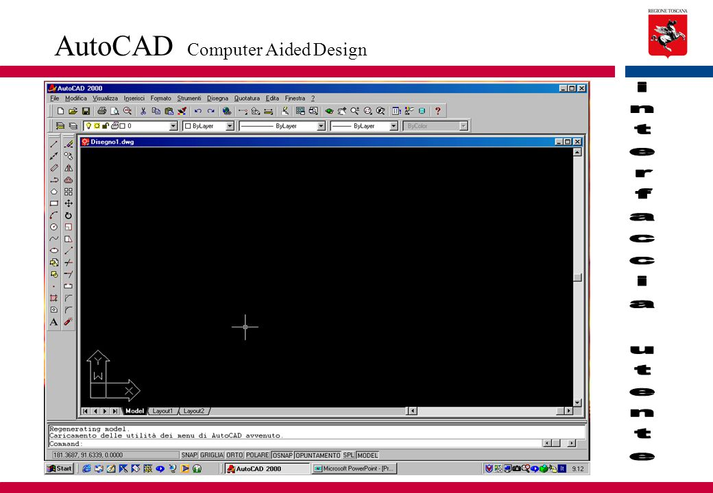 AutoCAD Computer Aided Design