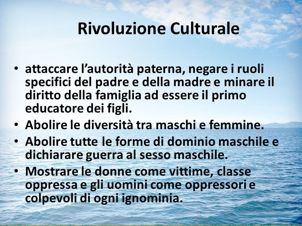 Rivoluzione Culturale