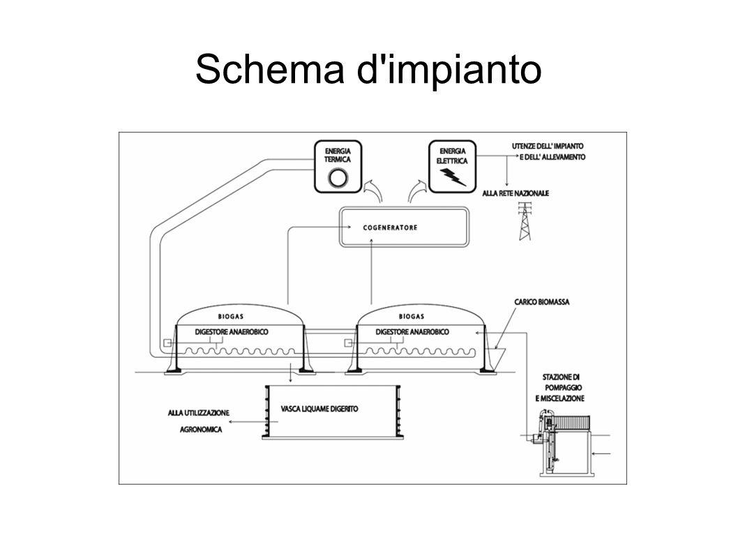 Schema d impianto
