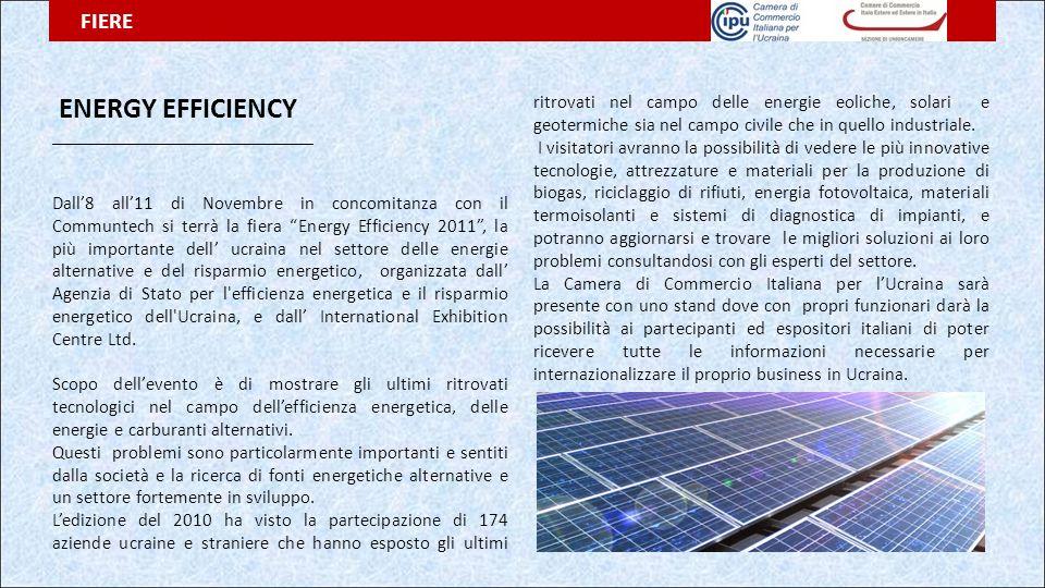 ENERGY EFFICIENCY FIERE