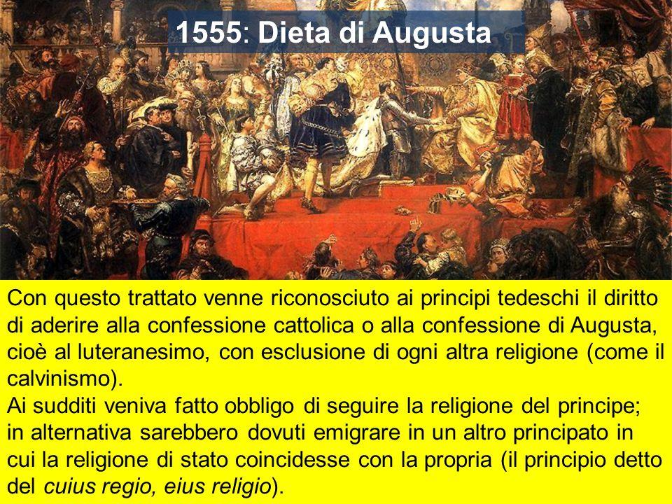 1555: Dieta di Augusta