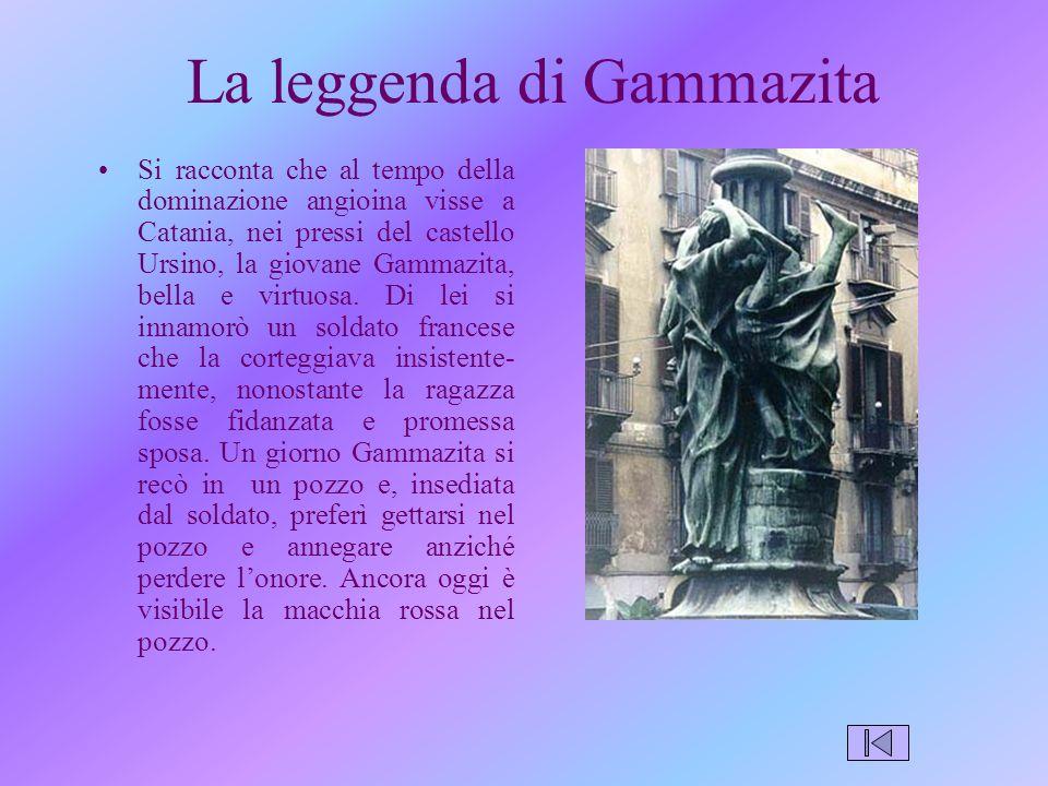 La leggenda di Gammazita