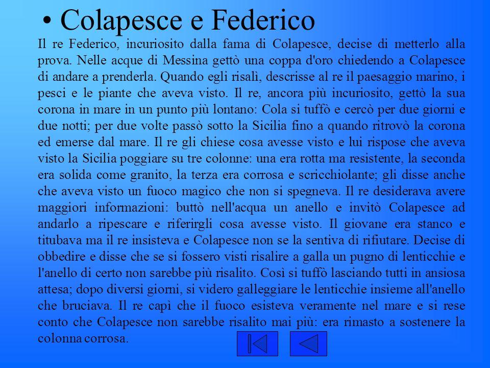 Colapesce e Federico