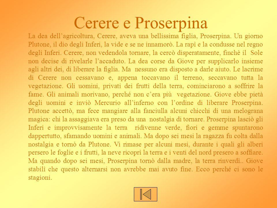 Cerere e Proserpina