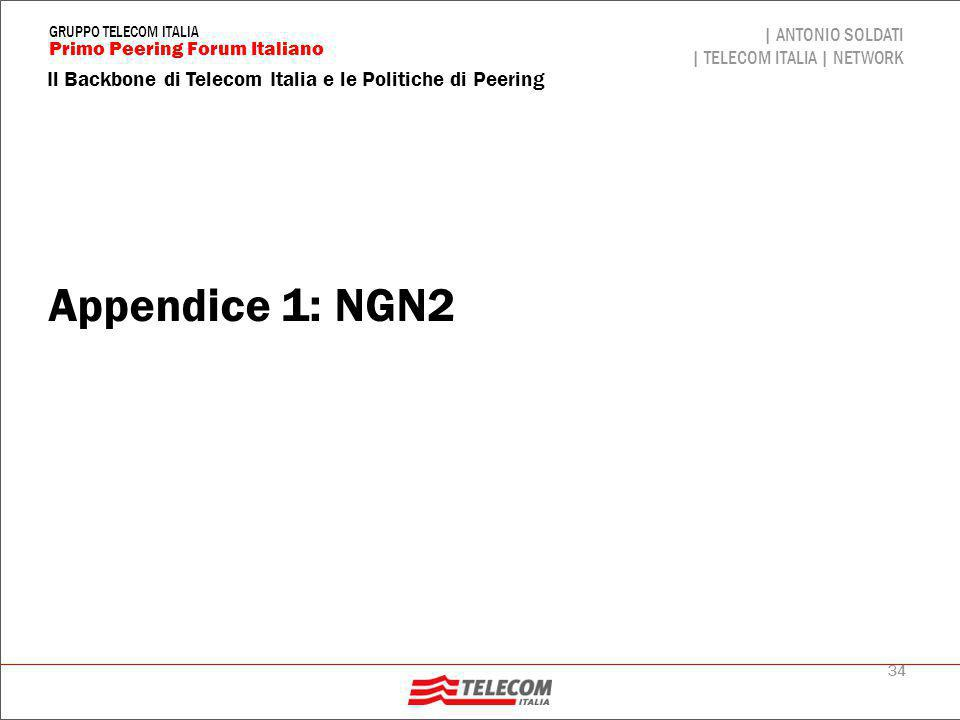 Telecom Italia NGN Project