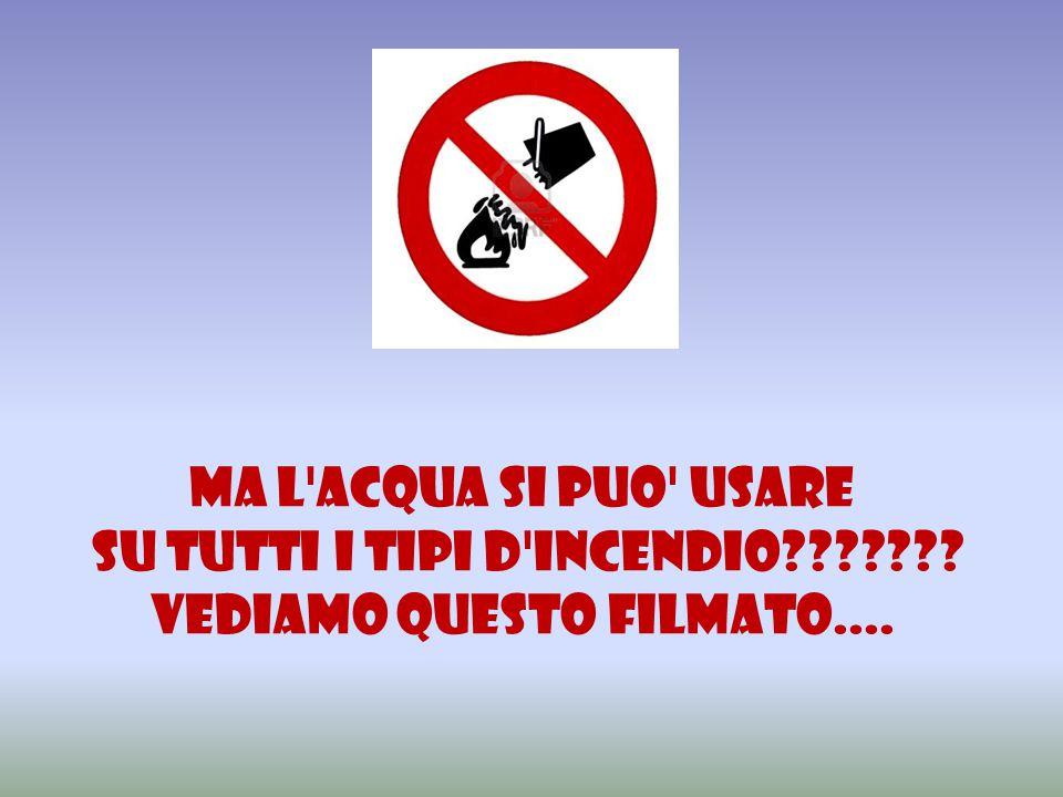 SU TUTTI I TIPI D INCENDIO VEDIAMO QUESTO FILMATO....