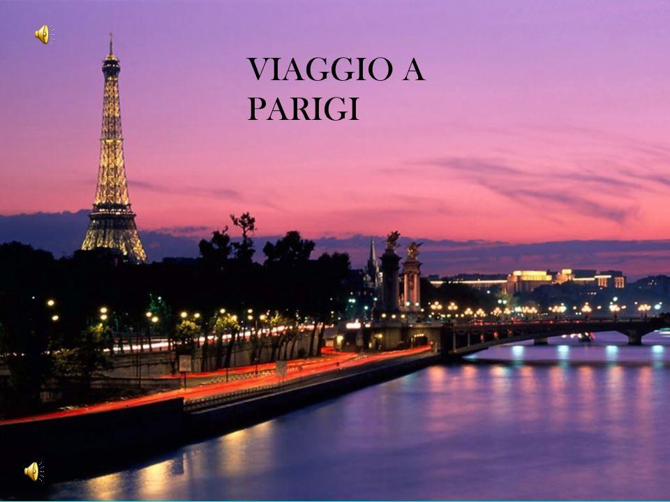 VIAGGIO VIRTUALE A PARIGI