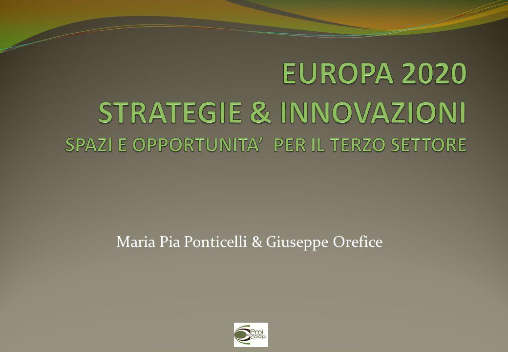 Maria Pia Ponticelli & Giuseppe Orefice