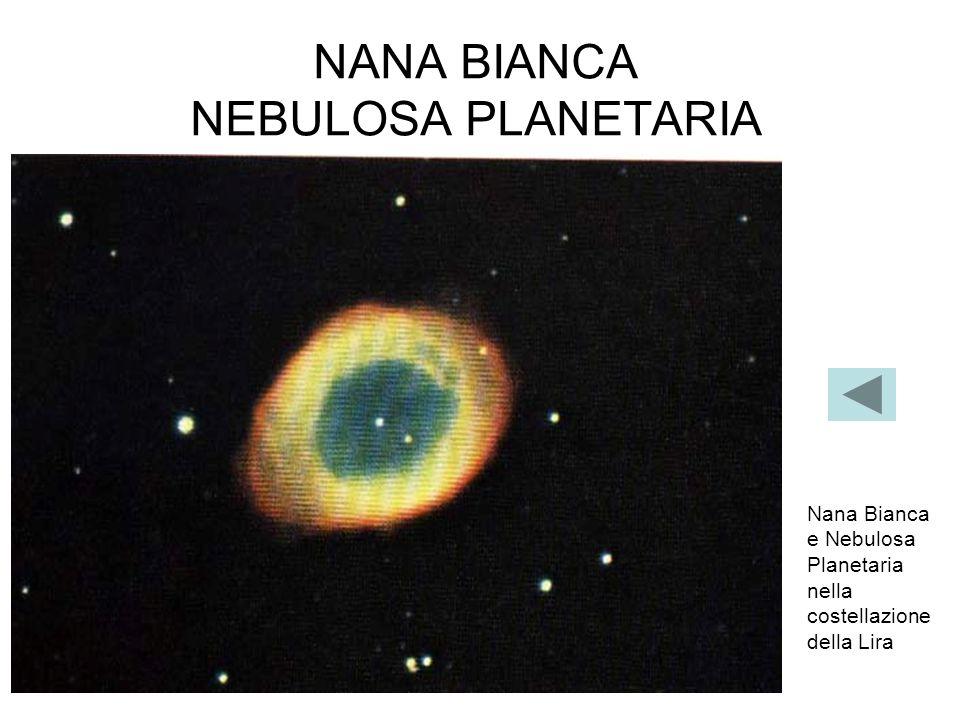 NANA BIANCA NEBULOSA PLANETARIA