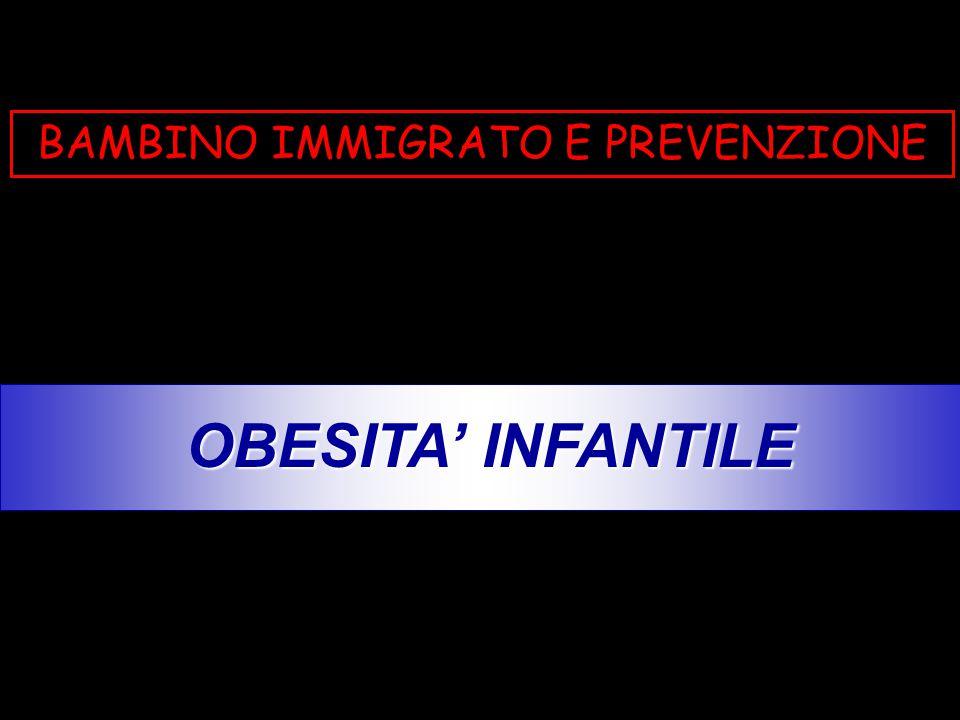 BAMBINO IMMIGRATO E PREVENZIONE