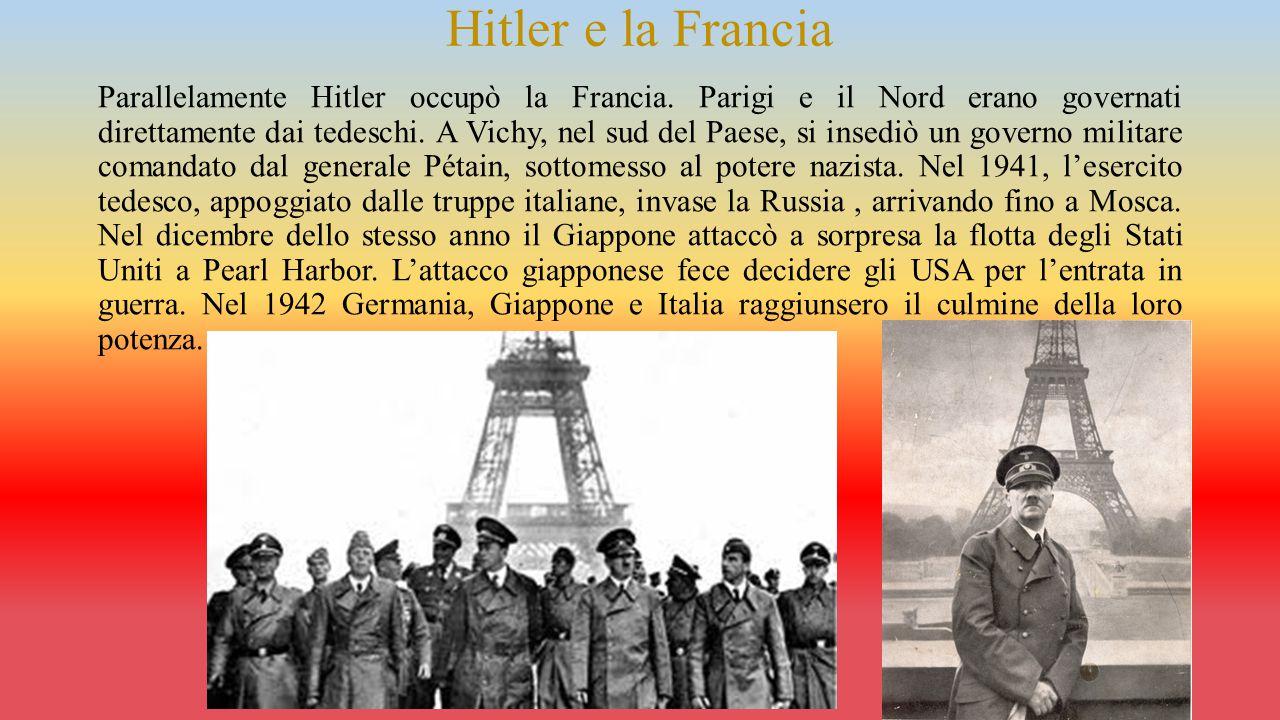 Hitler e la Francia