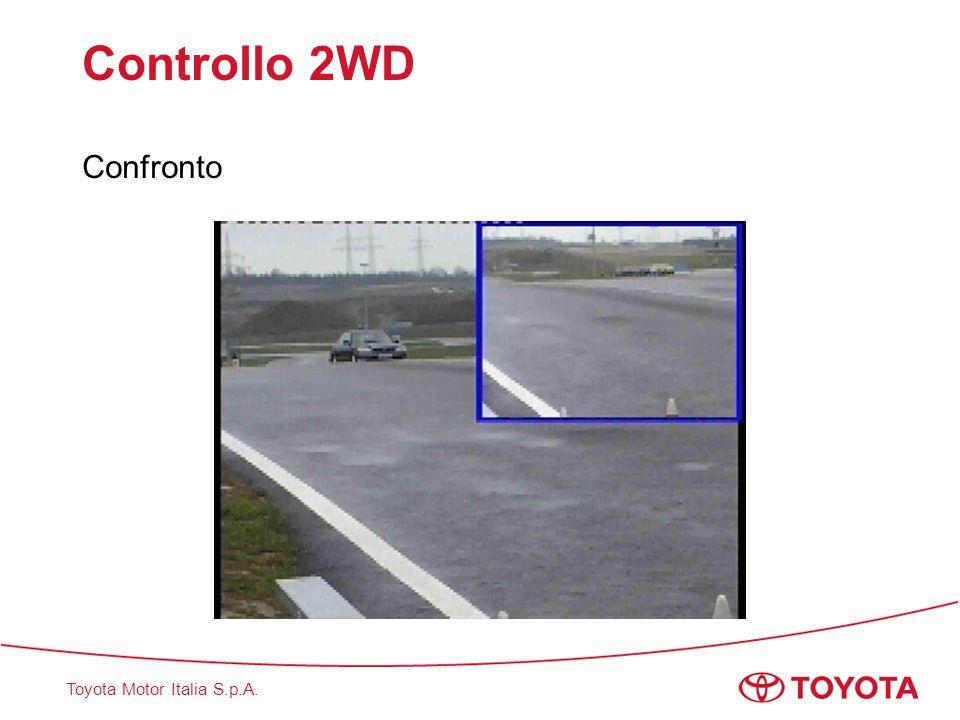 Controllo 2WD Confronto