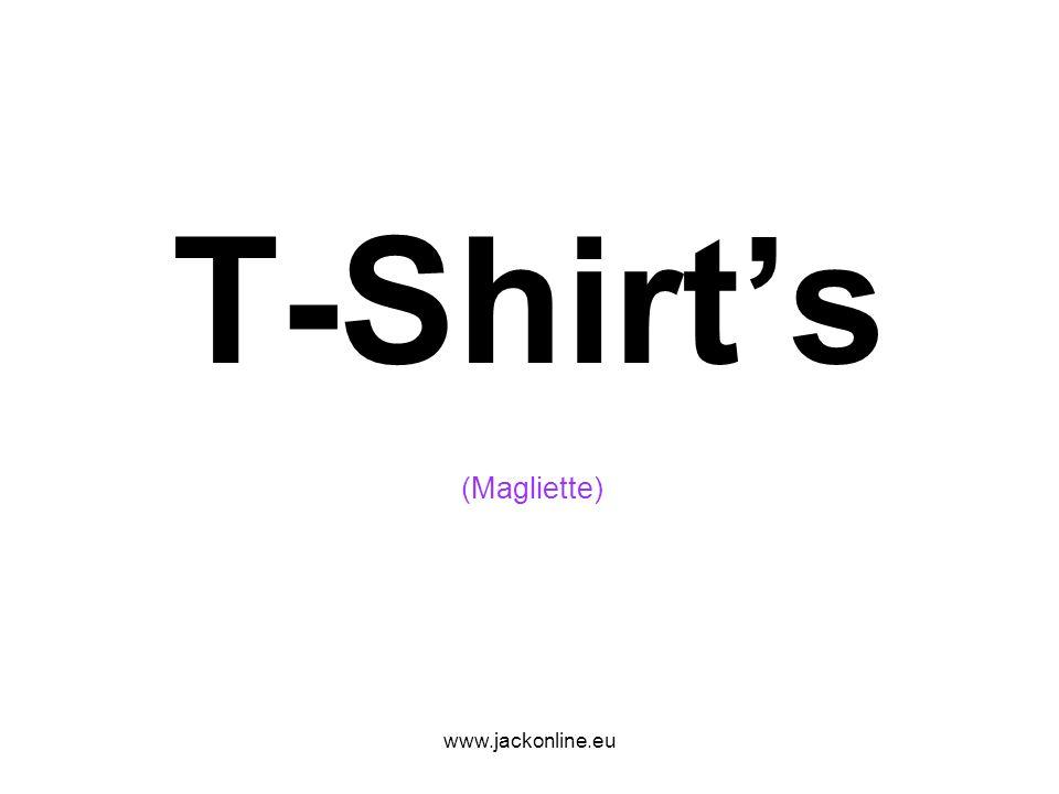 T-Shirt's (Magliette) www.jackonline.eu