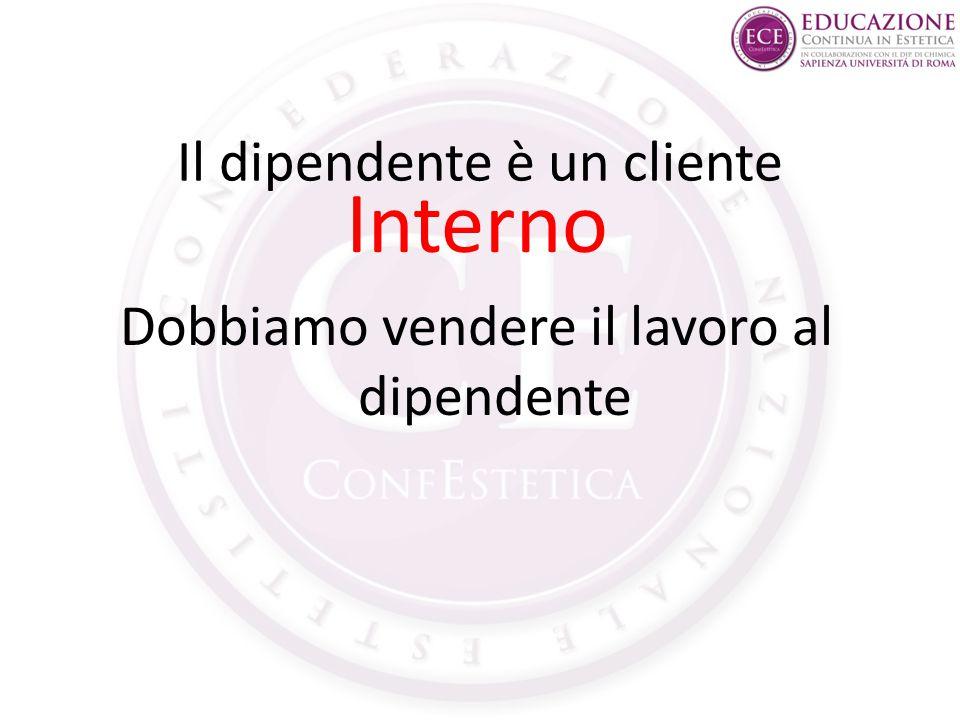 Il dipendente è un cliente