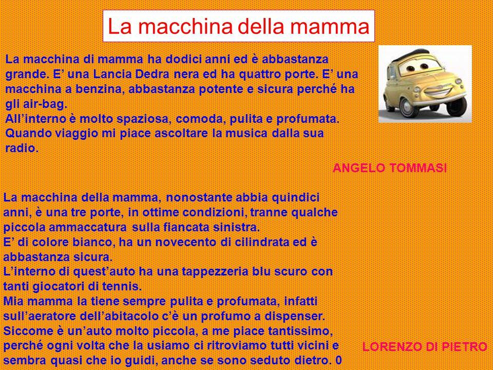 La macchina della mamma