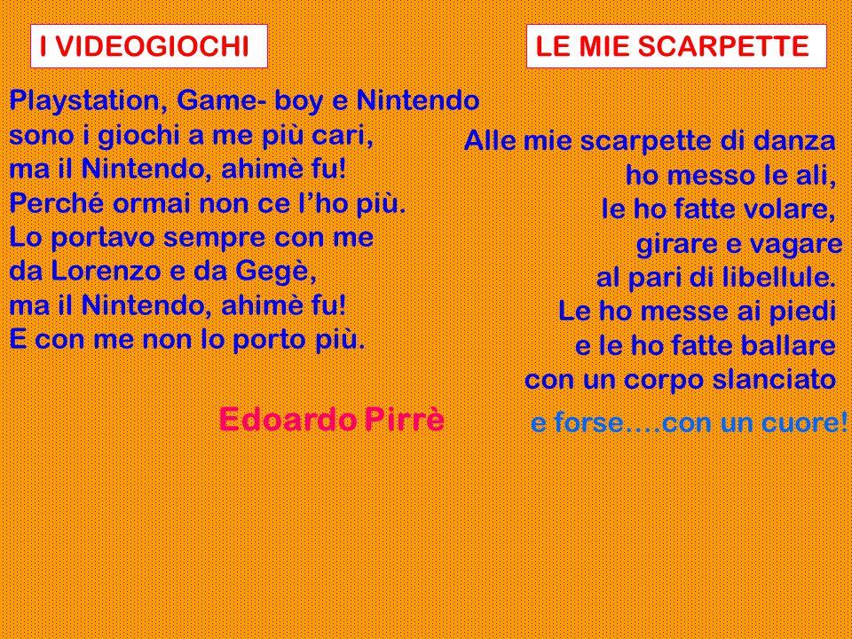Carla Marchese I VIDEOGIOCHI LE MIE SCARPETTE