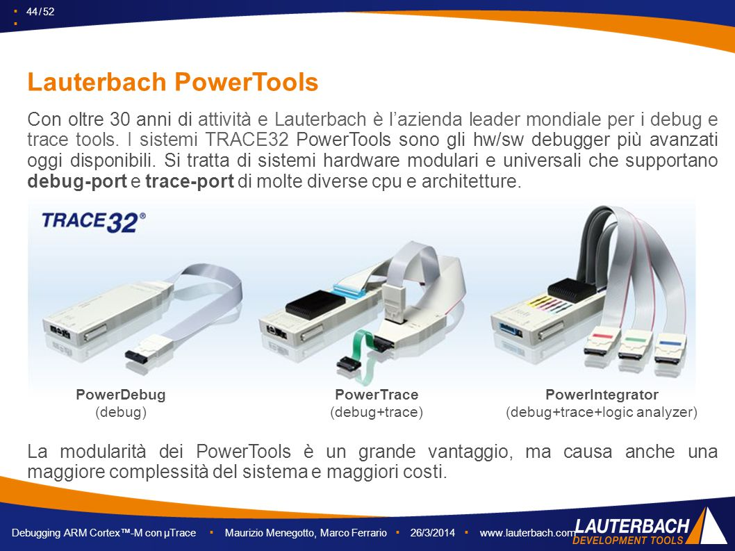 Lauterbach PowerTools