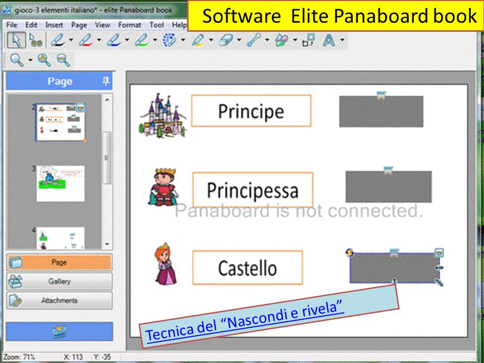 Software Elite Panaboard book