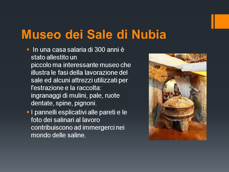 Museo dei Sale di Nubia