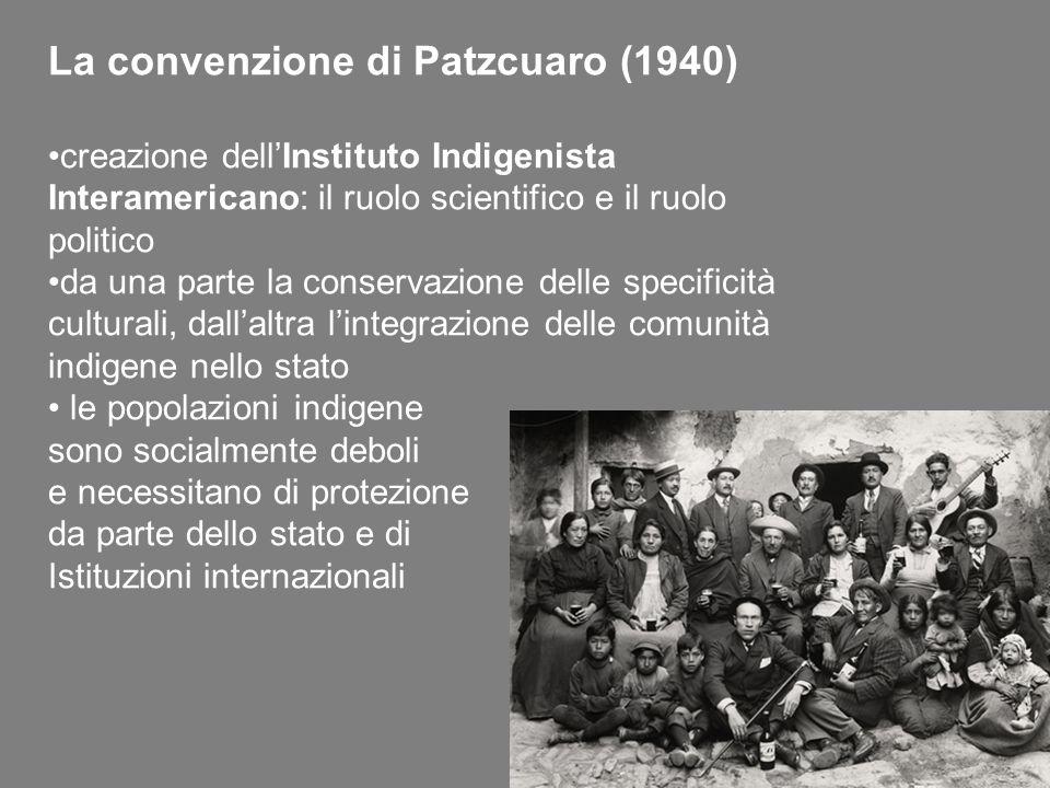 La convenzione di Patzcuaro (1940)