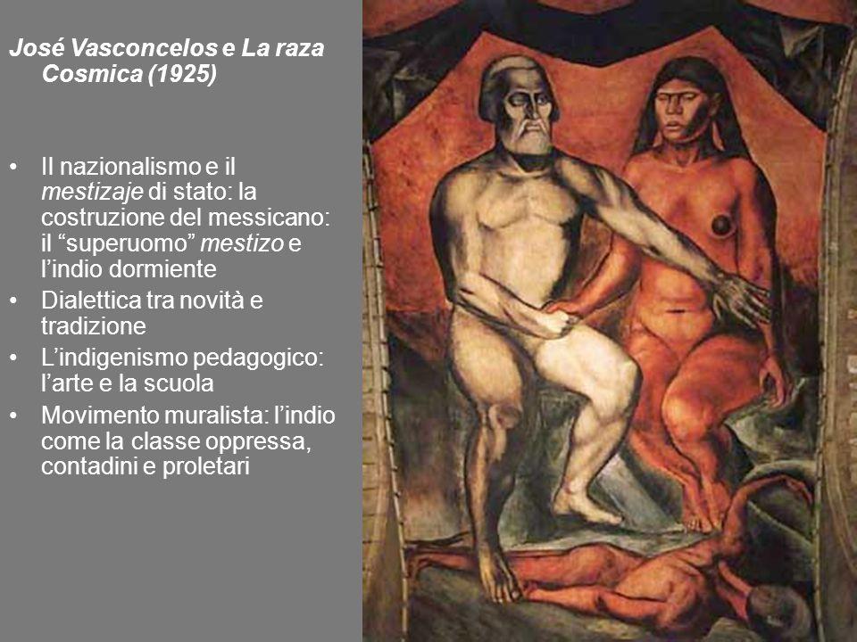 José Vasconcelos e La raza Cosmica (1925)