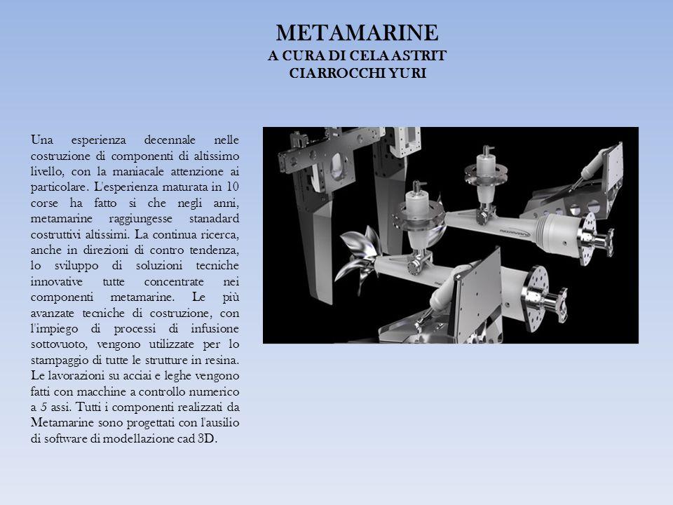 Metamarine a cura di cela Astrit Ciarrocchi Yuri