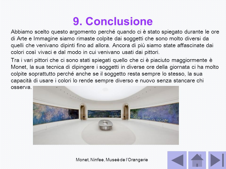 9. Conclusione