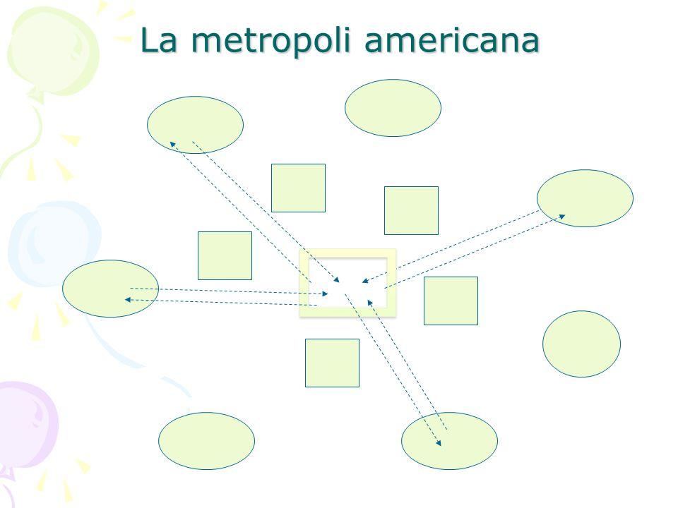 La metropoli americana