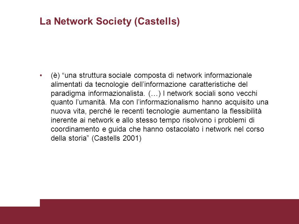 La Network Society (Castells)