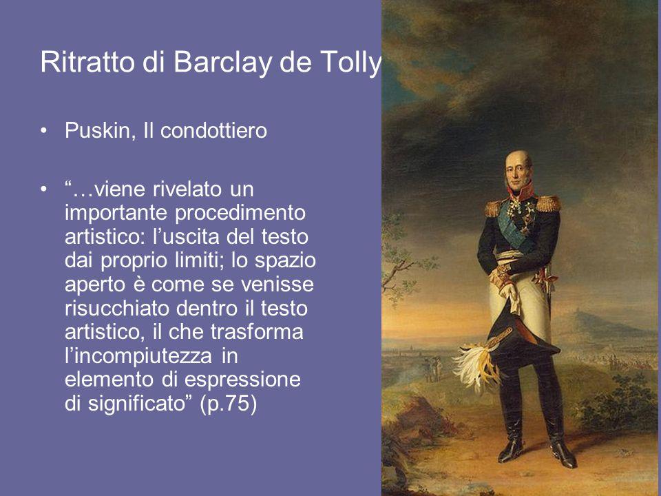 Ritratto di Barclay de Tolly