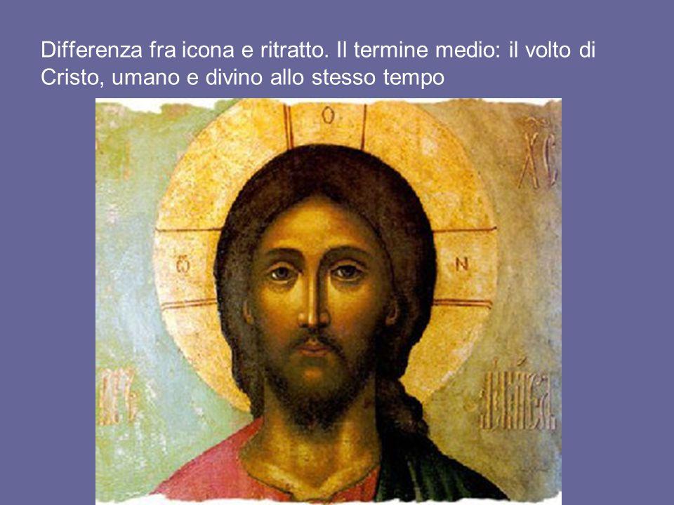 Differenza fra icona e ritratto