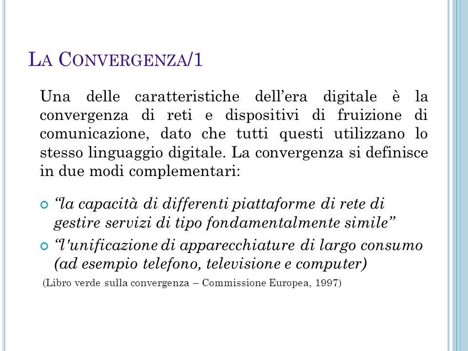 La Convergenza/1