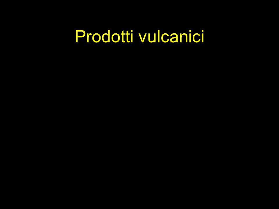 Prodotti vulcanici