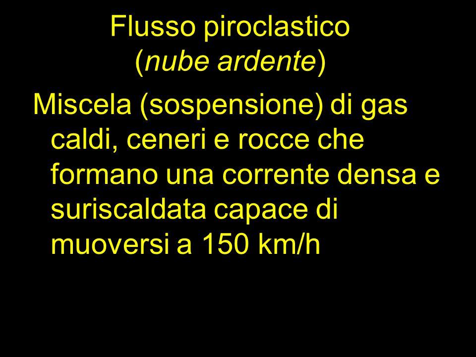 Flusso piroclastico (nube ardente)