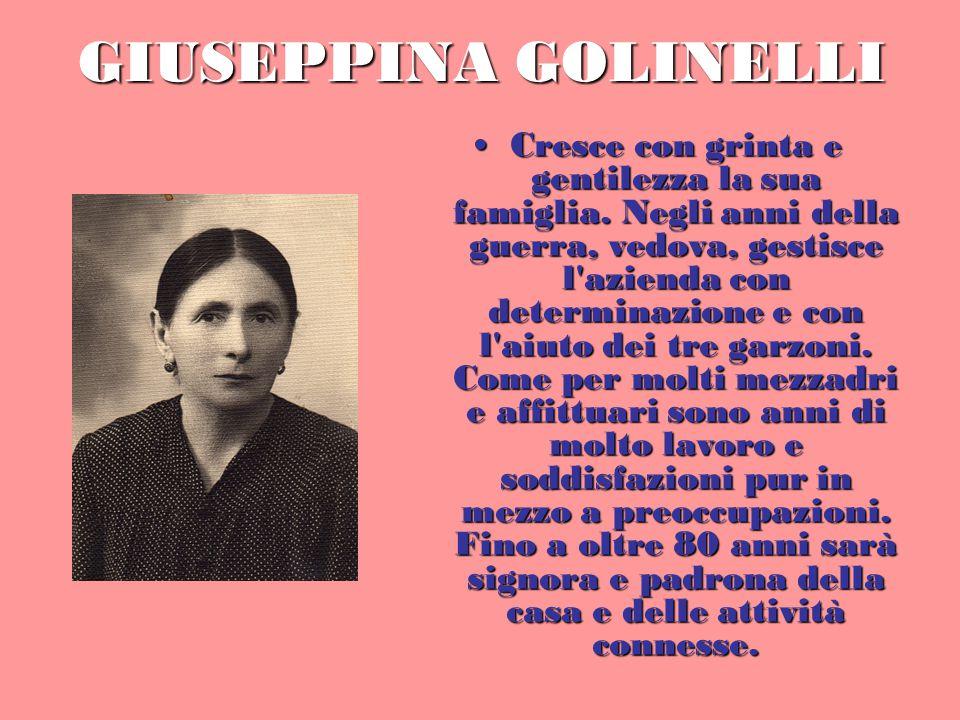 GIUSEPPINA GOLINELLI