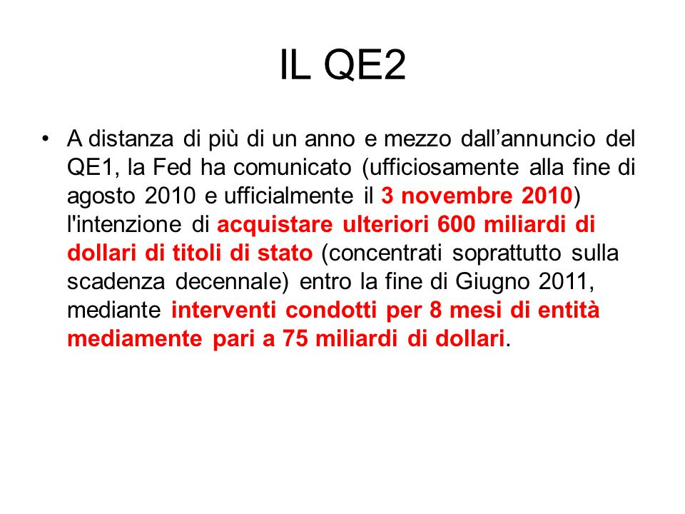 IL QE2