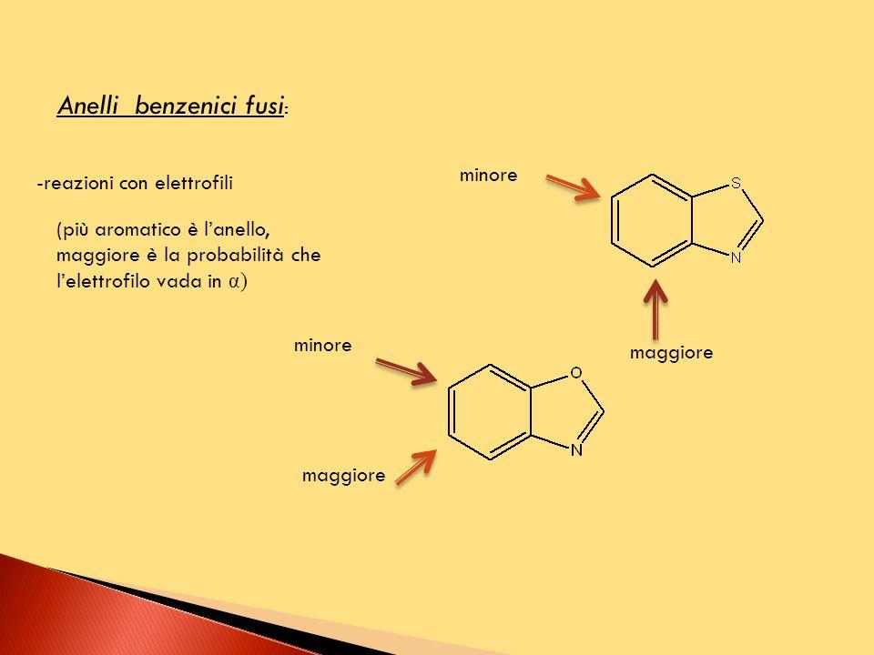 Anelli benzenici fusi: