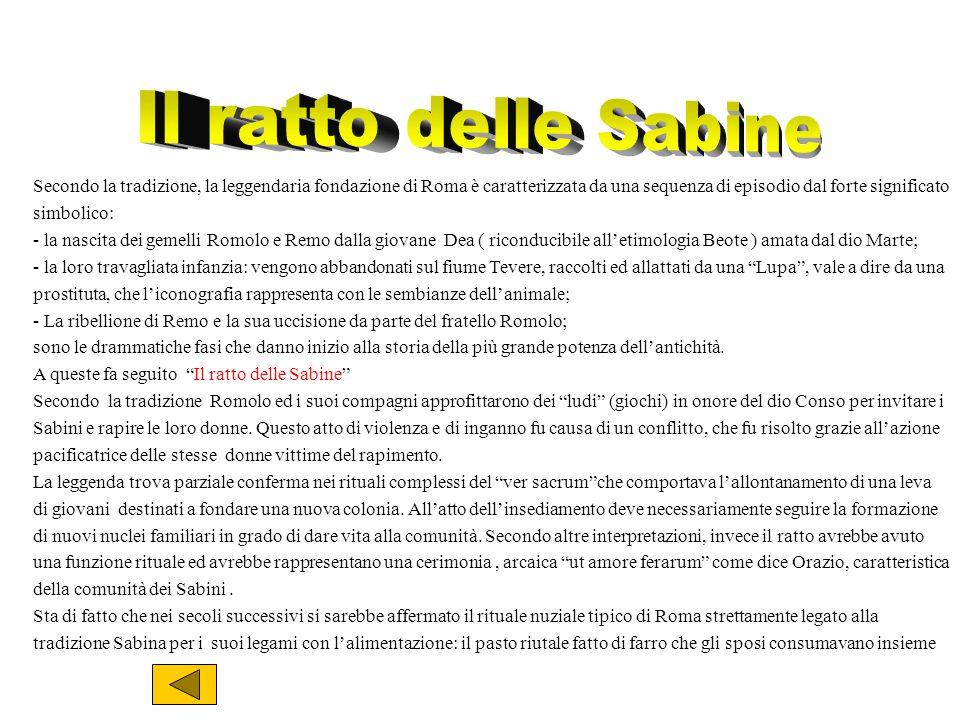 Il ratto delle Sabine