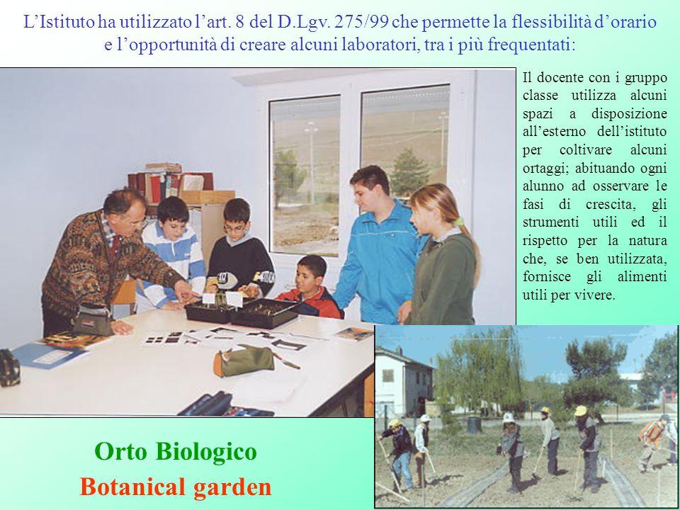 Orto Biologico Botanical garden