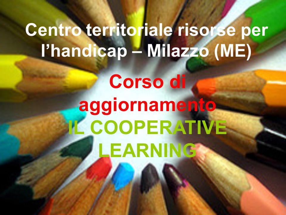 Centro territoriale risorse per l'handicap – Milazzo (ME)